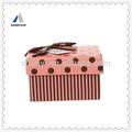 Montanha de luxo caixa de chocolates caseiros do presente