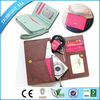 Top PU leather Korean style new arrival smart Ladies phone case leather bag