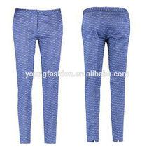 2014 Jacquard Casual Pants For Women Pants