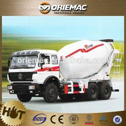 BEIBEN NG80 concrete pump truck