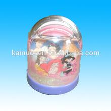 Sphere photo snow globe