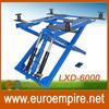 China manufacture CE approved scissor car lift/car scissor lift/mid rise car lift