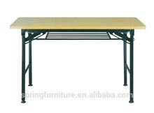 School desk for Teacher/hot sale school table /CT-216 school desk for use
