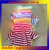 Stripe lovable led flashing Polo pet dog t-shirt clothes wholesale