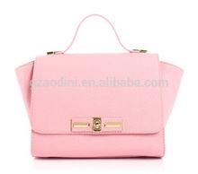 OEM production pu shopping tote bag