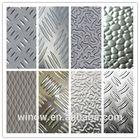 hot sale! cheap aluminium checkered plate/embossed sheet price