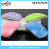 High quality 3D fancy slim rf 2.4G wireless optical mouse driver