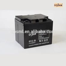 MSDS vrla 12v 35ah battery
