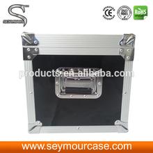 Flight Case For Speakers Batteries 200 Amp Rack Case Aluminum Trolley Flight Case
