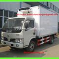 Cina camion freddo con frigorifero unità, box isolati per la refrigerazione