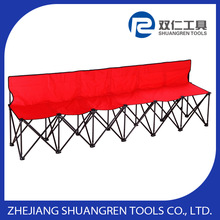 Fashionable new design best sell outdoor folding stadium chair