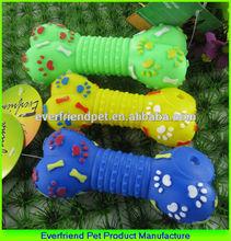 2014 New Plastic Squeaky Dog Toys Bone