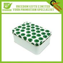 Promotion Logo Printed Metal Tin Box