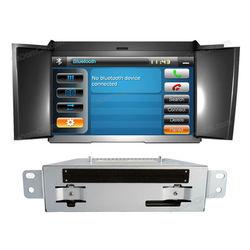 In dash Car DVD Player multimedia system car radio car GPS Navigation/Bluetooth/IPod/Radio for Citroen DS4