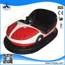 2014 guangzhou battery powered amusement kids bumper car