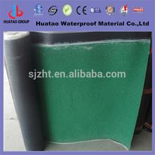 Waterproof polyester reinforce elastomeric bitumen felt