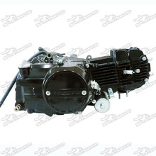 Motorcycle Parts Pit Bike Zongshen 125cc Electric Kick Start Engine Motor Horizontal