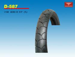 2014 newest antiskip ,heavy duty motorcycle tire 90/90-18
