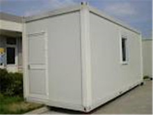 easy build and rebuild easy assemble 40ft container house shop