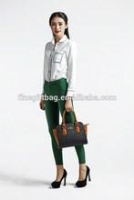 New arrival lady handbags women bag handbag manufacturer New Fashion Woman Pure Leather Bag