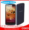 Lenovo s920 wifi 3g gps android 4.1 8mp camera techno phone