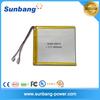 li ion battery cell 3600mah 3.7v lipo battery cell