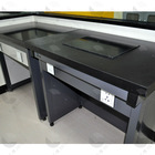 Commercial furniture to be used in School/college aluminum laboratory balance table