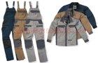 workwear bib pant jacket