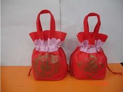 Guangzhou large mesh laundry bags,sack bags photo