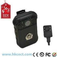 USB 2.0 Interface with PTT, AV out camera usb hd 1080p police body camera