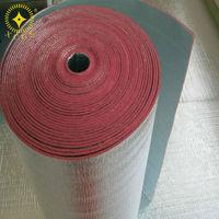 Cooler alu foil insulation, cold insulation fabric,Aluminum foil fireproof XPE