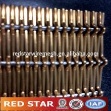 Red Star Supply Woven Technique Decorative Wire Mesh