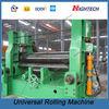 W11S-12X2500 3 roller hydraulic plate rolling machine from china plate rolling machine supplier
