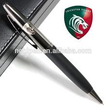 NEW&HOT Classical Black Chrome Copper pen/promotional power bank