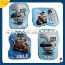 Low price special shape promotional plastic fridge magnet