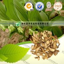 Organic Radix Polygonati Officinalis, Original Raw Crude Natural High quality Polygonatum Odoratum, Rhizoma Polygonati Odorati
