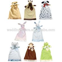 Personalized Lovie Animal Blanket (8 Designs)