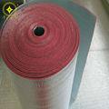 Tapis de sous-pieds pour maintenir la chaleur et isolant thermique de feuille de mousse aluminium