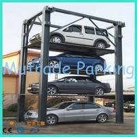 magic car system FPSP series - 4 Post Stacker Car Park Lift