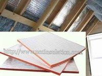 Rigid Foam Board Insulation for Cold Room