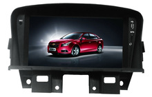 Reversing camera function car dvd for chevrolet cruze car gps navigation system