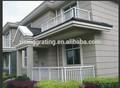Aço inoxidável, alumínio terraço/varanda trilhos/handrailing