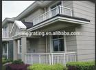 stainless steel,aluminum terrace/balcony railing/handrailing