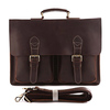 Men;s head layer cowhide leather business bags for men leather briefcase men leather handbags perfect