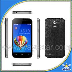 Dual Sim cards small touch screen phones with Android 4.2