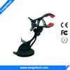 100%positive feedback good reputation anti-slip PVC phone stand holder for car (HC-02J)
