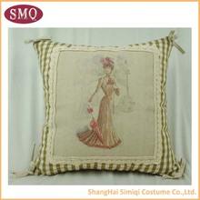 china hot sale decorative bone-shaped neck cushion