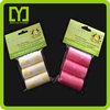 Yiwu good quality plastic cheap dog poop bags custom printed