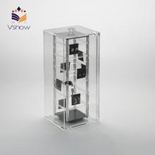 high quality acrylic earrings display unit