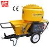 1000-1500m2 per 7hrs JP40-L spray plastering machine for EPS panels